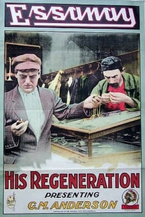 Sua Regeneração - Poster / Capa / Cartaz - Oficial 1