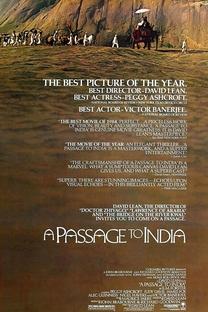 Passagem para a Índia - Poster / Capa / Cartaz - Oficial 1