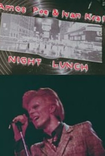 Night Lunch - Poster / Capa / Cartaz - Oficial 1