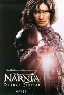 As Crônicas de Nárnia: Príncipe Caspian - Poster / Capa / Cartaz - Oficial 6
