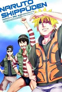 Naruto Shippuden (11ª Temporada) - Poster / Capa / Cartaz - Oficial 5