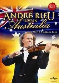 André Rieu Live in Australia - Poster / Capa / Cartaz - Oficial 1