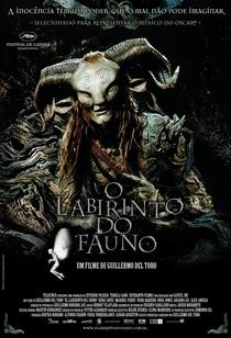 O Labirinto do Fauno - Poster / Capa / Cartaz - Oficial 4