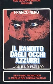 O Bandido dos Olhos Azuis - Poster / Capa / Cartaz - Oficial 2