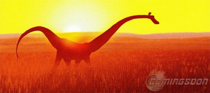 The Good Dinosaur   Sai a primeira imagem do filme da Pixar