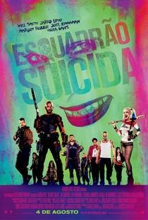 Esquadrão Suicida - Poster / Capa / Cartaz - Oficial 19