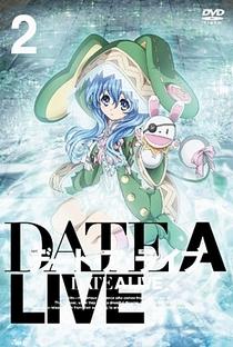 Date A Live (1ª Temporada) - Poster / Capa / Cartaz - Oficial 6
