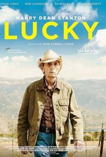 Lucky - Poster / Capa / Cartaz - Oficial 3