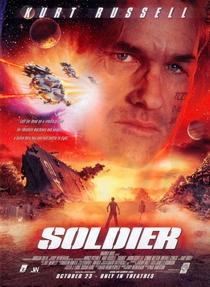 O Soldado do Futuro - Poster / Capa / Cartaz - Oficial 1