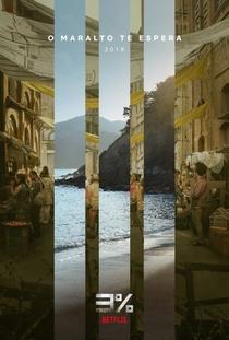 3% (2ª Temporada) - Poster / Capa / Cartaz - Oficial 3