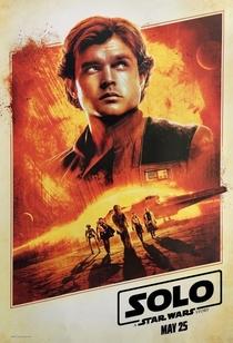 Han Solo: Uma História Star Wars - Poster / Capa / Cartaz - Oficial 14