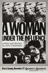 Uma Mulher Sob Influência - Poster / Capa / Cartaz - Oficial 4