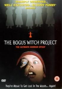 A Bruxa de Blair - A Paródia - Poster / Capa / Cartaz - Oficial 1