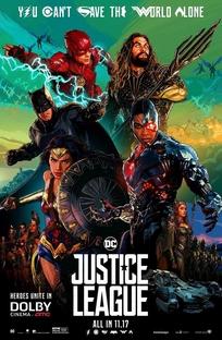 Liga da Justiça - Poster / Capa / Cartaz - Oficial 10