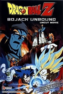 Dragon Ball Z 9: A Batalha nos Dois Mundos - Poster / Capa / Cartaz - Oficial 3