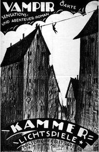 O Vampiro - Poster / Capa / Cartaz - Oficial 5