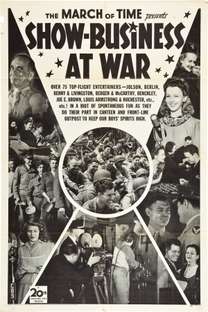 Show-Business at War - Poster / Capa / Cartaz - Oficial 1