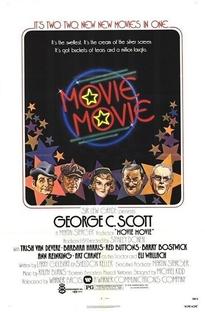 Movie Movie, a Dupla Emoção - Poster / Capa / Cartaz - Oficial 2