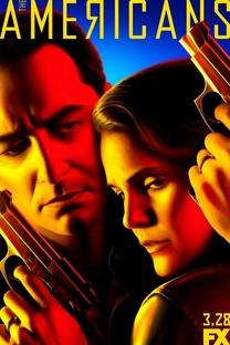 The Americans (6ª Temporada) - Poster / Capa / Cartaz - Oficial 1