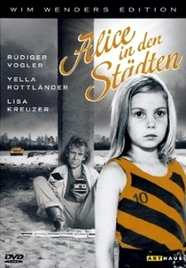 Alice nas Cidades - Poster / Capa / Cartaz - Oficial 4