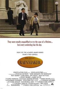 O Homem Que Fazia Chover - Poster / Capa / Cartaz - Oficial 5