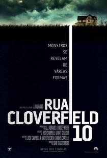 Rua Cloverfield, 10 - Poster / Capa / Cartaz - Oficial 2