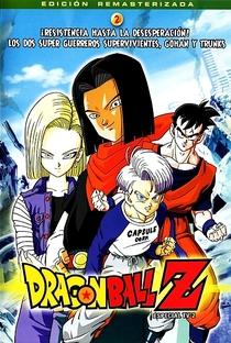 Dragon Ball Z: OVA 2 - Gohan e Trunks, os Guerreiros do Futuro - Poster / Capa / Cartaz - Oficial 1
