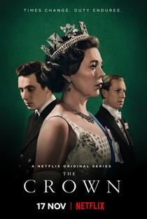 The Crown (3ª Temporada) - Poster / Capa / Cartaz - Oficial 1
