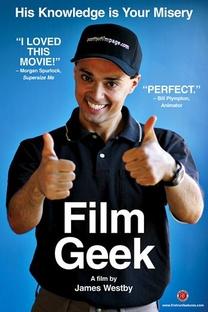 Film Geek - Poster / Capa / Cartaz - Oficial 1
