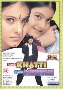 Kuch Khatti Kuch Meethi - Poster / Capa / Cartaz - Oficial 1