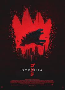 Godzilla - Poster / Capa / Cartaz - Oficial 13