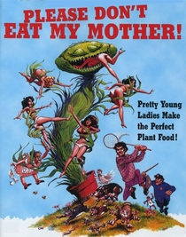Please, Don't Eat My Mother! - Poster / Capa / Cartaz - Oficial 1