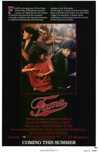 Fama - Poster / Capa / Cartaz - Oficial 1