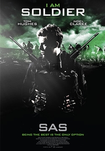 I Am Soldier - Poster / Capa / Cartaz - Oficial 2