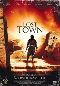 The Swordsman in Double Flag Town - Poster / Capa / Cartaz - Oficial 5