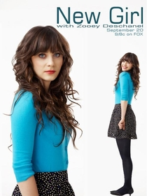 New Girl (1ª Temporada) - Poster / Capa / Cartaz - Oficial 2