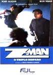 Z-Man - O Triplo Disparo - Poster / Capa / Cartaz - Oficial 1