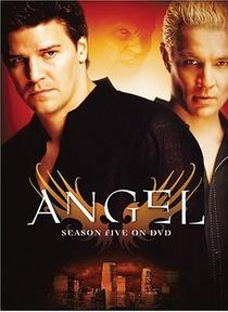 Angel: O Caça-Vampiros (5ª Temporada) - Poster / Capa / Cartaz - Oficial 1