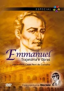 Emmanuel - Trajetória e Obras - Poster / Capa / Cartaz - Oficial 1