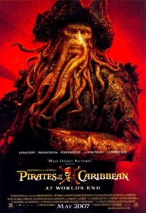 Piratas do Caribe: No Fim do Mundo - Poster / Capa / Cartaz - Oficial 7