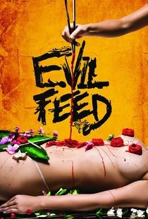 Evil Feed - Poster / Capa / Cartaz - Oficial 1