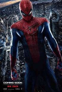 O Espetacular Homem-Aranha - Poster / Capa / Cartaz - Oficial 7