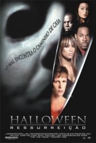 Halloween - Ressurreição - Poster / Capa / Cartaz - Oficial 1