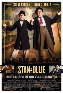 Stan & Ollie - Poster / Capa / Cartaz - Oficial 1