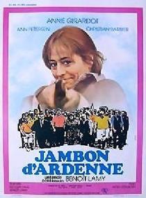 Jambon d'Ardenne  - Poster / Capa / Cartaz - Oficial 2