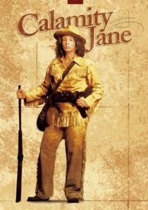 Calamity Jane - Poster / Capa / Cartaz - Oficial 1