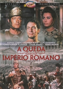 A Queda do Império Romano - Poster / Capa / Cartaz - Oficial 6