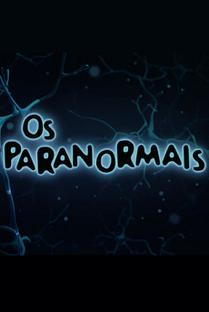 Os Paranormais - Poster / Capa / Cartaz - Oficial 1