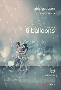 6 Balões - Poster / Capa / Cartaz - Oficial 1