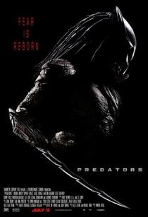 Predadores - Poster / Capa / Cartaz - Oficial 2